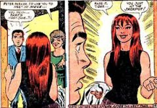 Mary Jane makes her debut.