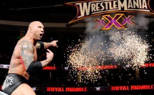 Even Batista is confused.