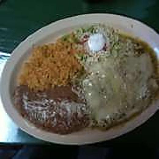 Mmmmmmm, mexican fooooood....