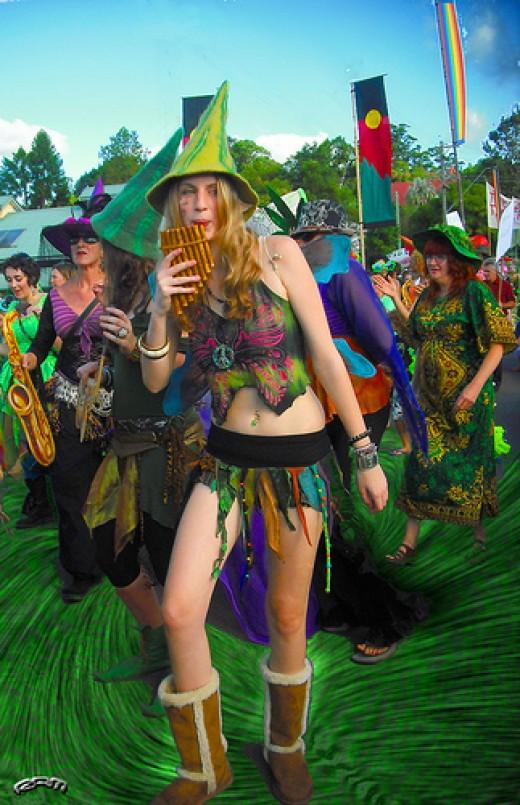 Pandemonium from mardi grass 2011 flickr.com