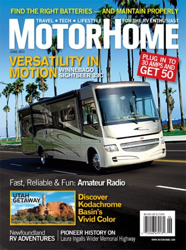 MotorHome Magazine - $19.97 Retail Price: $59.88 You Save: $39.91