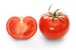 Tomato and curative effect
