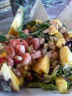 Bahama Breeze Cubra Libre Shrimp Salad Recipe