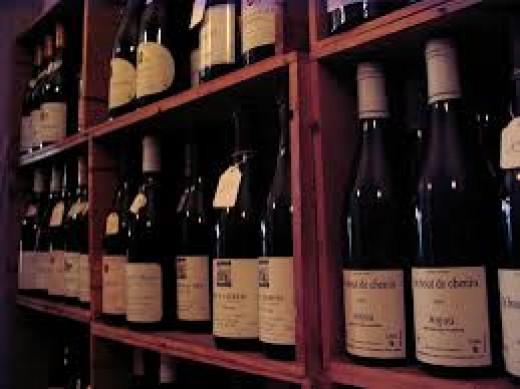 wines, taste them