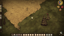 Tip: Savannah and Grassland biomes with nearby bunny holes, perfect spot to make camp.