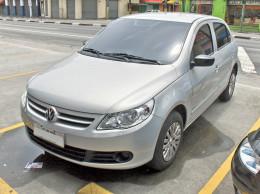 Volkswagen Gol - Best seller in the Brazilian market