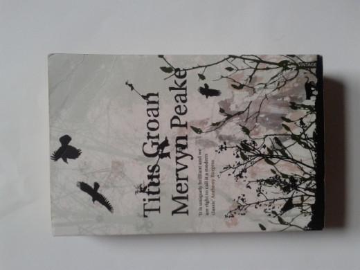The First Part Of Mervyn Peake's Gormenghast Trilogy