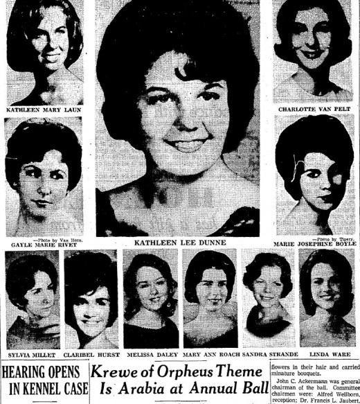 Last set of original Orpheus royalty- 1966