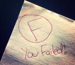 Failure: It's Okay to Make Mistakes
