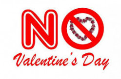Ten Reasons Why You Shouldn't Celebrate Valentines Day