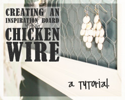 A tutorial for Creating a Chicken Wire Frame