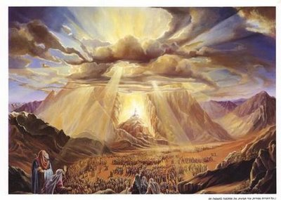 Moses led the Israelites out of captivity in Egypt and they came to mount Sinai where Moses received the ten commandments. Moses is often cited as being the first union organizer.