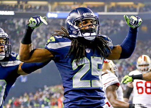 Peyton Manning will know who Richard Sherman is covering on every play