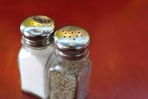 Salt and pepper add just the right amount of flavor. I use pepper and some form of salt in almost every dish.