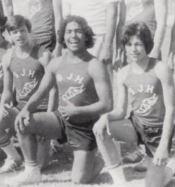 Loren Martin (Brewer), George Ruiz, Norberto Chavez