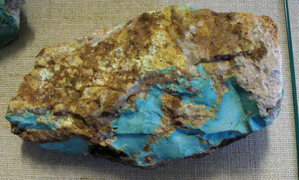 turquoise arizona s state gemstone