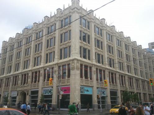 Wesley Building