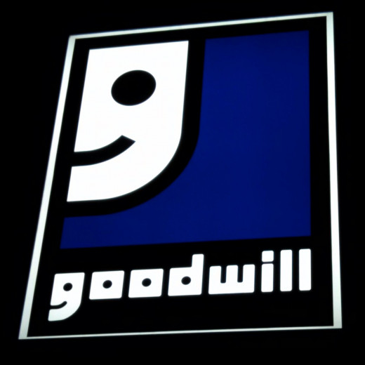 Goodwill Thrift Store- Find Bargains and Get a Tax Deduction for Donated Items!
