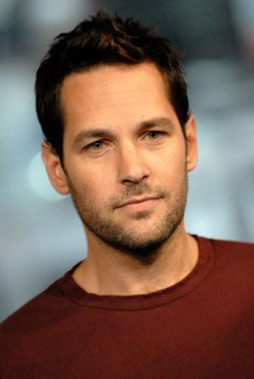 Paul Rudd is Scott Lang