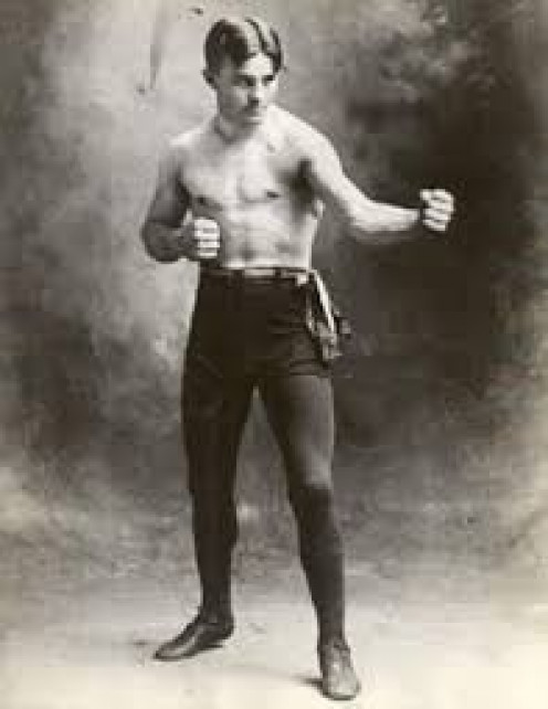 Billy Papke is a former middleweight world champion and International Boxing Hall of Fame inductee.