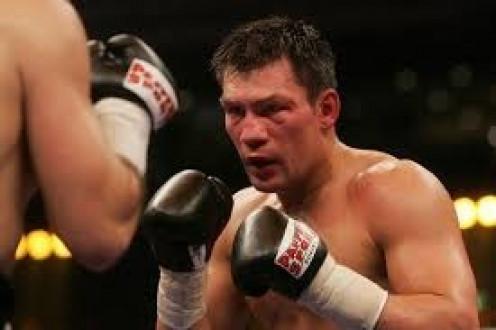 Dariusz Michalczewski is a former light heavyweight and Cruiserweight world champion.
