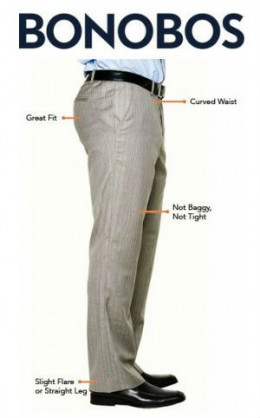 Bonobos Men's Pants