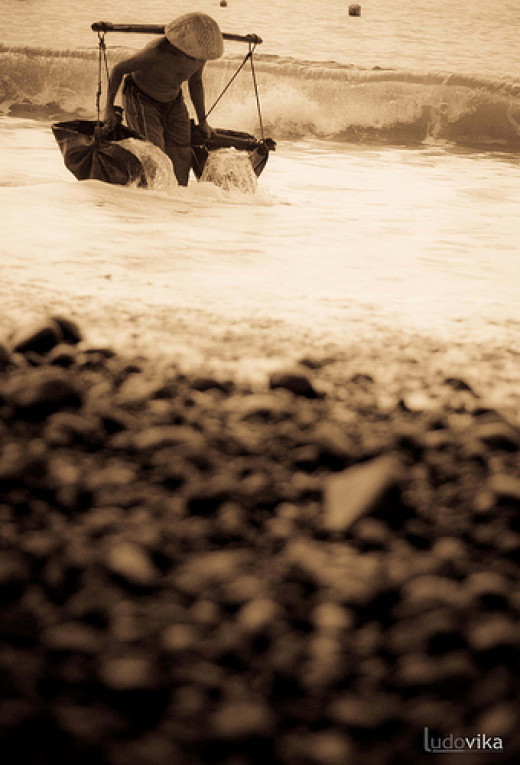Burden...from Maria Ludovika flickr.com
