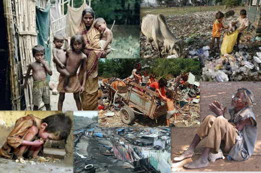 Poverty in the third world
