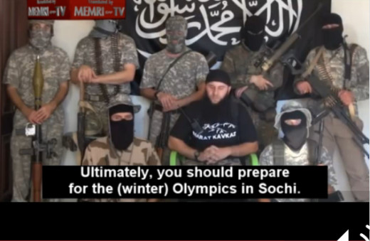 Jihadi millitants in Syria plan on attacking the Sochi 2014 games