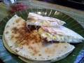 Easy Peasy Egg and Cheese Breakfast Quesadillas