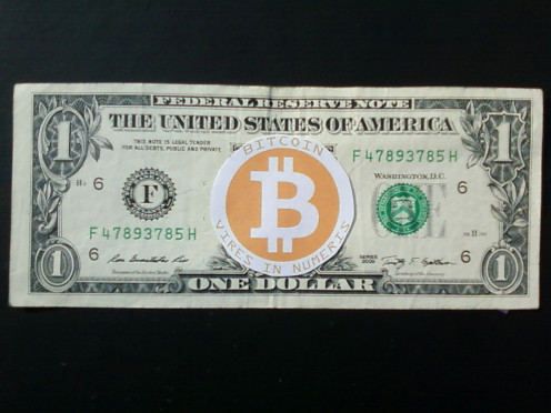 Physical Bitcoin Money - for suzettenaples