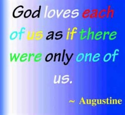 God's Love is Healing our Countenance
