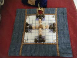 Tafl board games