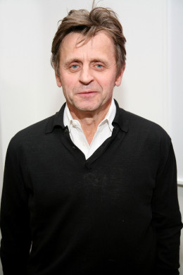 Mikhail Baryshnikov, Russian ballet dancer and protégé of George Balanchine.  Director and choreographer of the American Ballet Theatre.