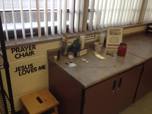 Prayer Chair