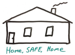12 Tips for Staying Safe While In Your Home