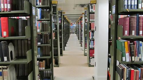 Library from Britt flickr.com
