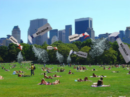 Despite piles of research suggesting that Roundup is dangerous, the Big Apple continues to douse its parks with the stuff—potentially exposing millions of New Yorkers to toxic effects.