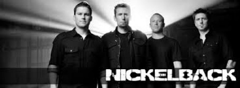 Nickelback has some very sexy music. The heavy drums and their skills on the guitar is undeniable.