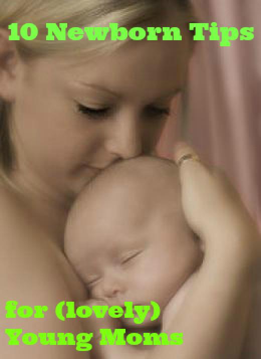 Newborn Tips for Lovely Moms