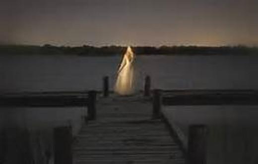 Lady of White Rock Lake