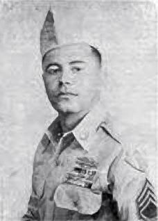 Sergeant First Class Modesto Cartagena. This image is a work of a U.S. Army soldier or employee, taken or made as part of that person's official duties. As a work of the U.S. federal government, the image is in the public domain.