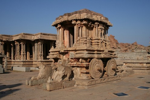 Karnataka, India is home to be many significant religious areas. India is the second most populated country in the entire world.  Many religious artifacts are still unearthed in India according to archaeologists.