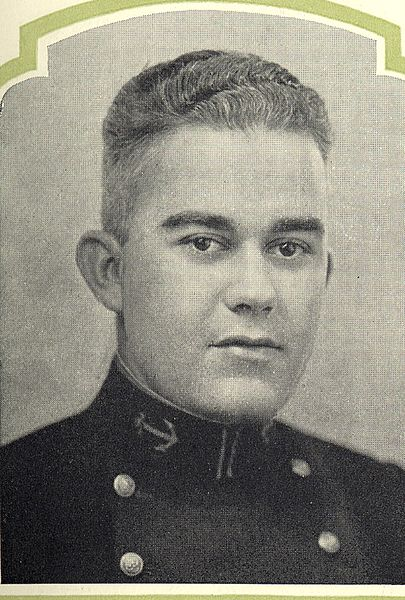 Edmund Ernest Garcia. This image is a work of a sailor or employee of the U.S. Navy, taken or made as part of that person's official duties. As a work of the U.S. federal government, the image is in the public domain.