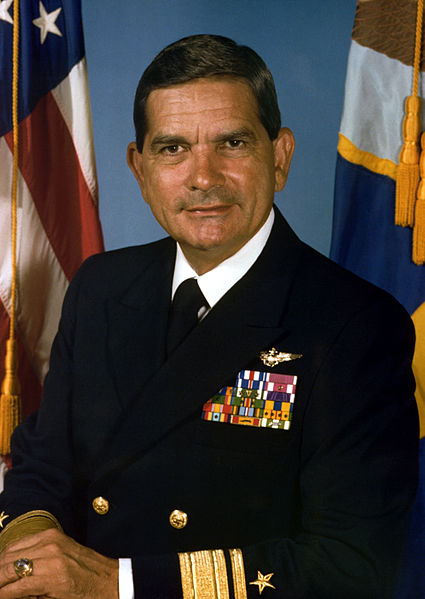 Vice Admiral Diego E. Hernandez. This file is a work of a sailor or employee of the U.S. Navy, taken or made as part of that person's official duties. As a work of the U.S. federal government, the image is in the public domain.
