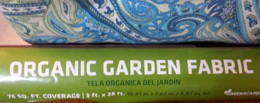 Organic Landscape Fabric