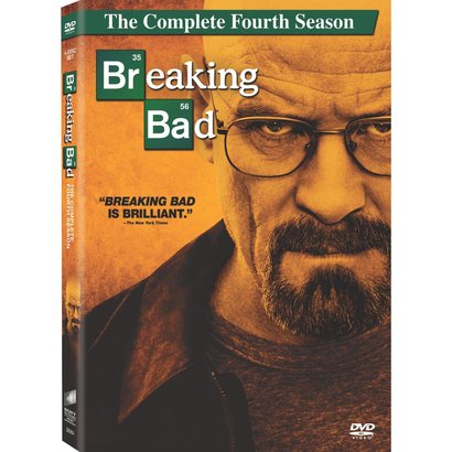 Breaking Bad DVD set