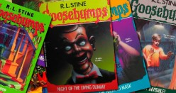 R L Stine and the Goosebumps Series