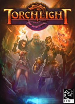 I Love To Play Action Role Playing Games In Torchlight