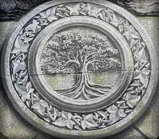 Tree of Life.  Tree of Knowledge.